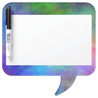 Rainbow Faded Dry-Erase Boards