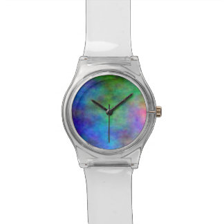 Rainbow Faded Wrist Watches