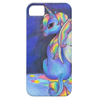 Rainbow Faerie Unicorn iPhone 5 Cases