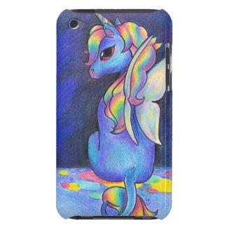 Rainbow Faerie Unicorn iPod Case-Mate Cases