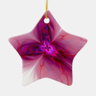 Rainbow Fairy Ceramic Star Decoration
