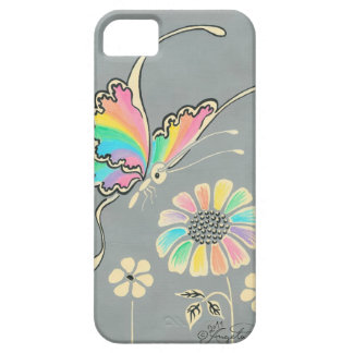 Rainbow Fantasy Butterfly iPhone 5 Cover