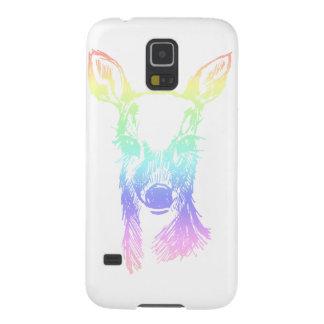 Rainbow Fawn Galaxy S5 Case