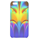Rainbow feathers fractal electronic skins