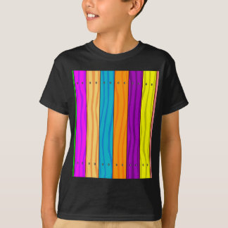 Rainbow Fence T-Shirt