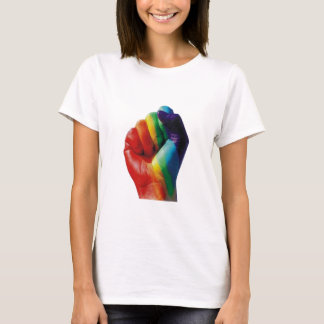 Rainbow Fist T-Shirt