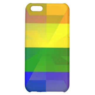Rainbow Flack Case iPhone 5C Case