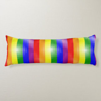 Rainbow Flag Body Cushion