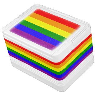 Rainbow Flag Igloo Cooler
