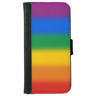 Rainbow Flag iPhone 6 Wallet Case