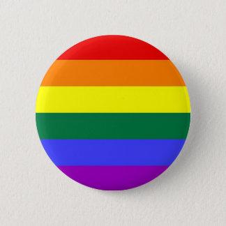 Rainbow Flag Lapel Pin