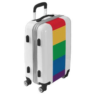 Rainbow Flag Pride Luggage