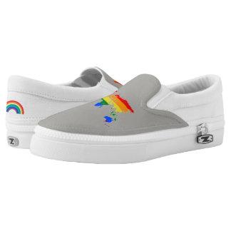 Rainbow Flag Shoes