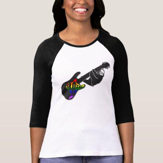 Rainbow flag Sloth T-Shirt