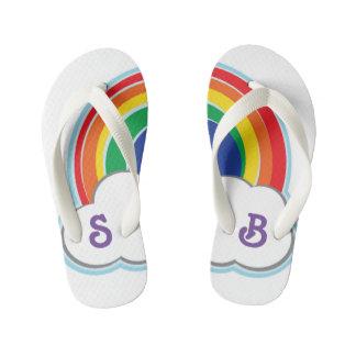 RAINBOW | flip flops