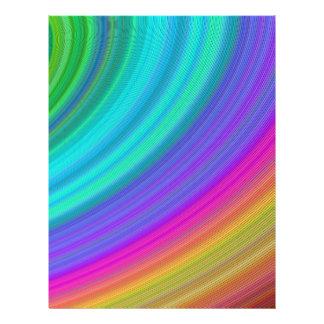 Rainbow 21.5 Cm X 28 Cm Flyer