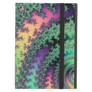 Rainbow Fractal Abstract Colorful iPad Air Case