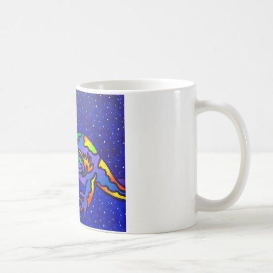 Rainbow Frog by Piliero Coffee Mug