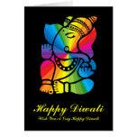 Rainbow Ganesha