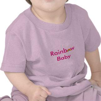 Rainbow gay baby shirt