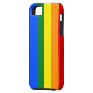 Rainbow Gay Lesbian Trans Queer LGBTQ Pride Flag Case For The iPhone 5
