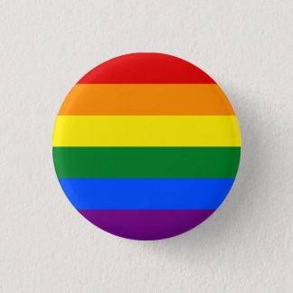 RAINBOW GAY PRIDE FLAG | BUTTON