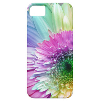 Rainbow Gerbera Daisy iPhone case