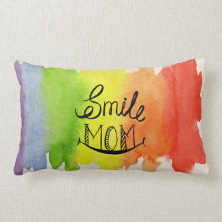 Rainbow Gets Colours From Mum's Smile Pillow