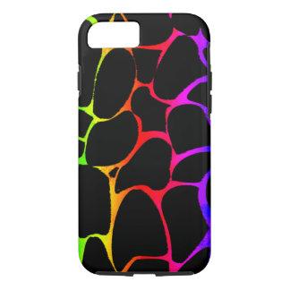 Rainbow Giraffe iPhone 8/7 Case