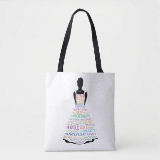 Rainbow Girls Assembly, Custom Masonic Tote Bags Tote Bag