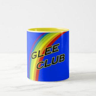 Rainbow Glee Club Mug