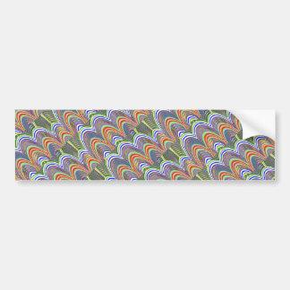 RAINBOW Graphics Bumper Sticker