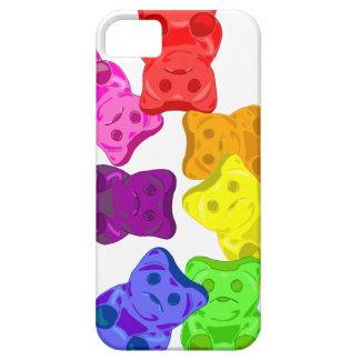 Rainbow Gummies iPhone 5 Cover