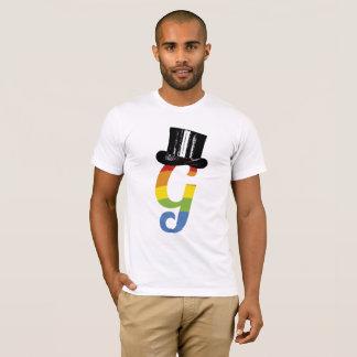 Rainbow Günther logo T-Shirt