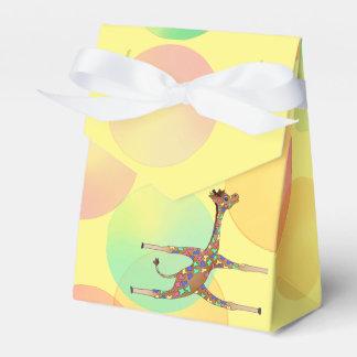 Rainbow Gymnastics by The Happy Juul Company Favour Box