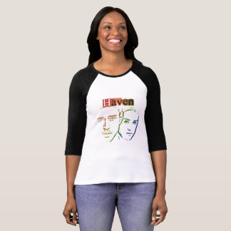 Rainbow haven cover t shirt