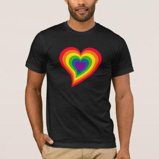 Rainbow Heart shirt - choose style & color