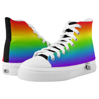 Rainbow High Tops