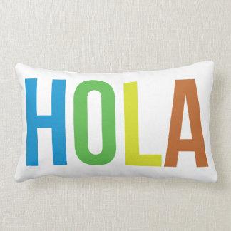 Rainbow Hola Lumbar Cushion
