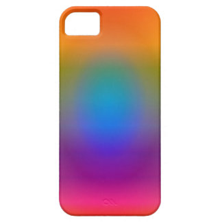 Rainbow Horizon abstract case for iPhone 5