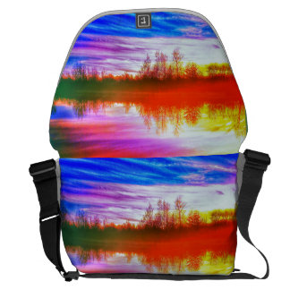 RAINBOW HORIZON MESSENGER BAG