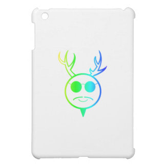 Rainbow Horned God 2 iPad Mini Cover