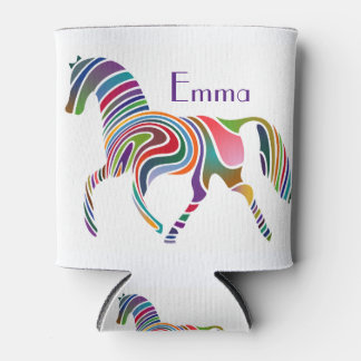 Rainbow Horse  For Girls Can Cooler