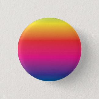 Rainbow Image Template 3 Cm Round Badge