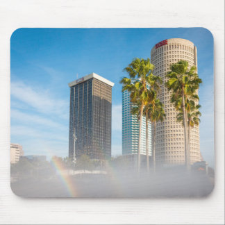 Rainbow in Tampa Mouse Pad