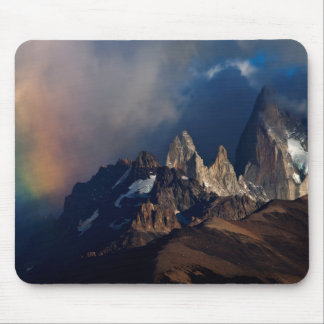 Rainbow In The Andes Mouse Pad