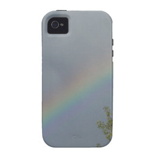 Rainbow in the Clouds Case-Mate iPhone 4 Covers