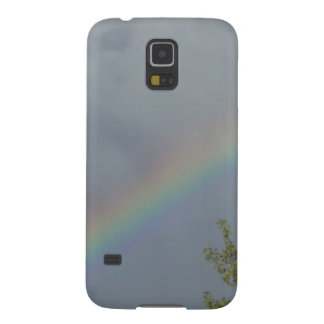 Rainbow in the Clouds Galaxy S5 Cover
