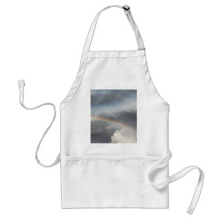 rainbow in the sky standard apron