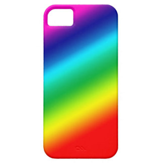 Rainbow iPhone 5 Covers